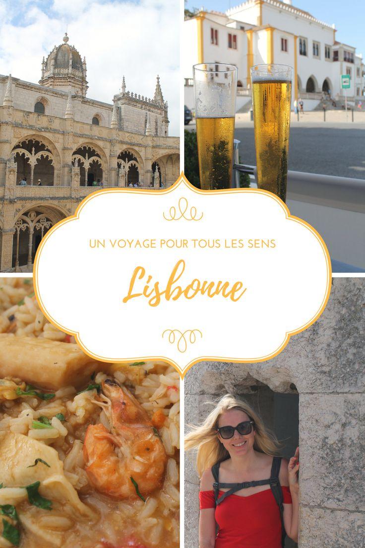 #Lisbonne : un voyage pour tous les sens #Portugal #nosracinesur4continents