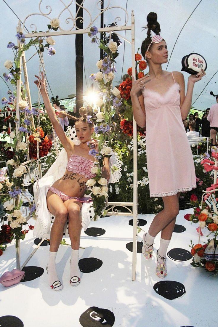 London Fashion Week SS14: Sophia Webster