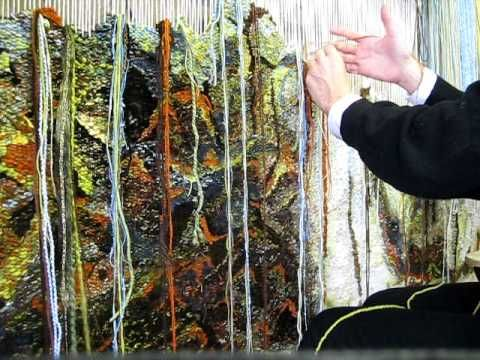 ▶ Oakville Tapestry Studio - YouTube