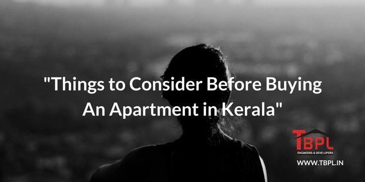 Top 14 Things to Consider Before Buying an Apartment in Kerala