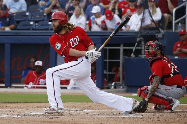 Ex-Philadelphia Phillies teammates Jayson Werth and Joe Blanton are back on the same team and will look to win another championship with the Washington Nationals in 2017.