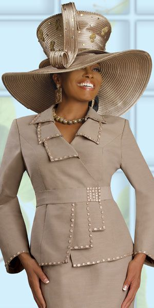 Image detail for -... view of the Donna Vinci Couture Womens Church Suit 5369 image