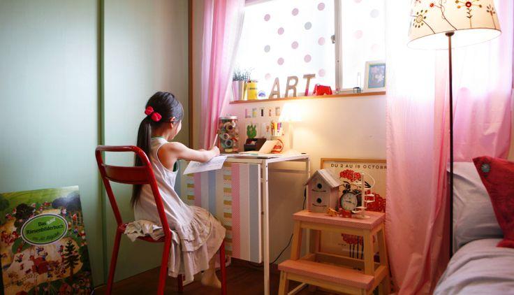 GALLERY【KIDS】mtで部屋を着替えよう!mt CASA DEBUT!壁や家具を彩るワイドサイズのmt CASA,デビュー!