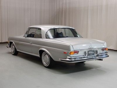 Mercedes-Benz 280 SE Hardtop Coupe