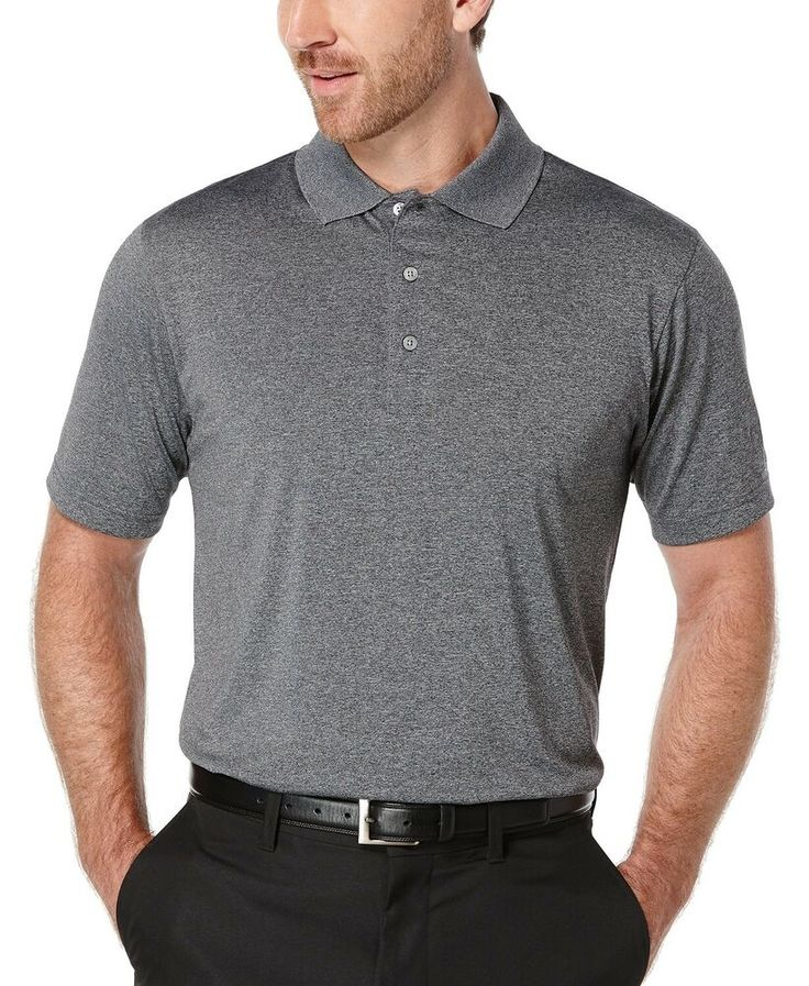 PGA Tour Mens Kinetic Rugby Polo Shirt