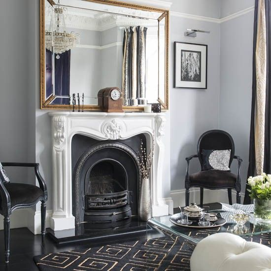 25+ Best Ideas About Antique Fireplace Mantels On