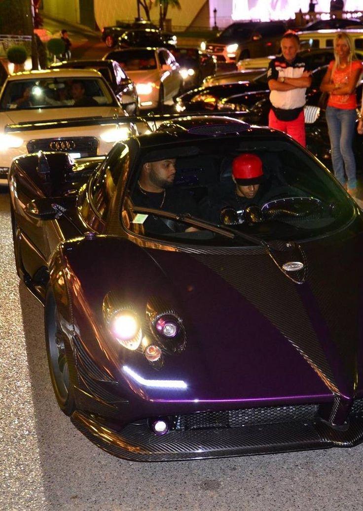 Pagani Zonda LH (owner Lewis Hamilton)