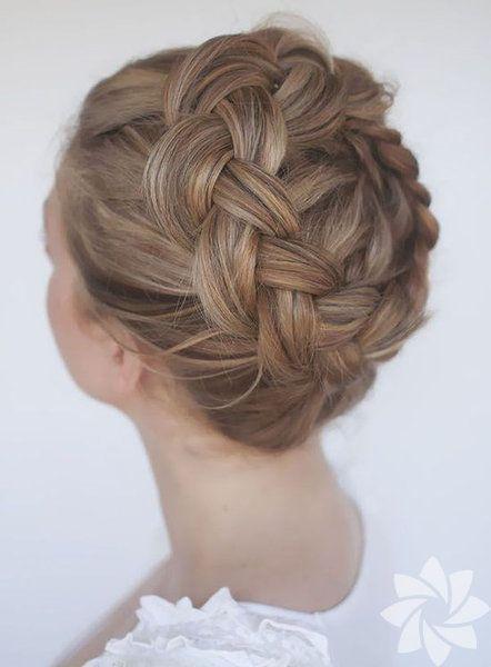 Pinterest'ten saç örgü modelleri