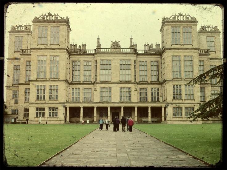 Hardwick Hall, Chesterfield