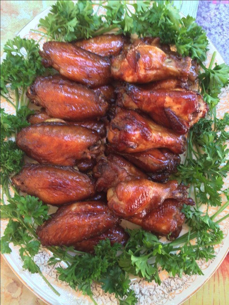 Quebec Chicken Wings | Your Party Tuned Up