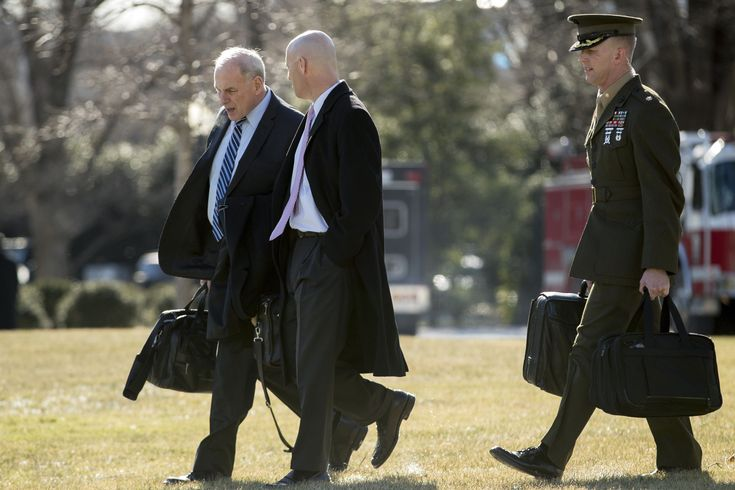 WASHINGTON (AP) — Already setting turnover records, President Donald Trump's White House is bracing for even more staff departures and an increasing struggle to fill vacancies, shadowed by the unrelenting Russia probe, political squabbling and Trump's own low poll numbers.