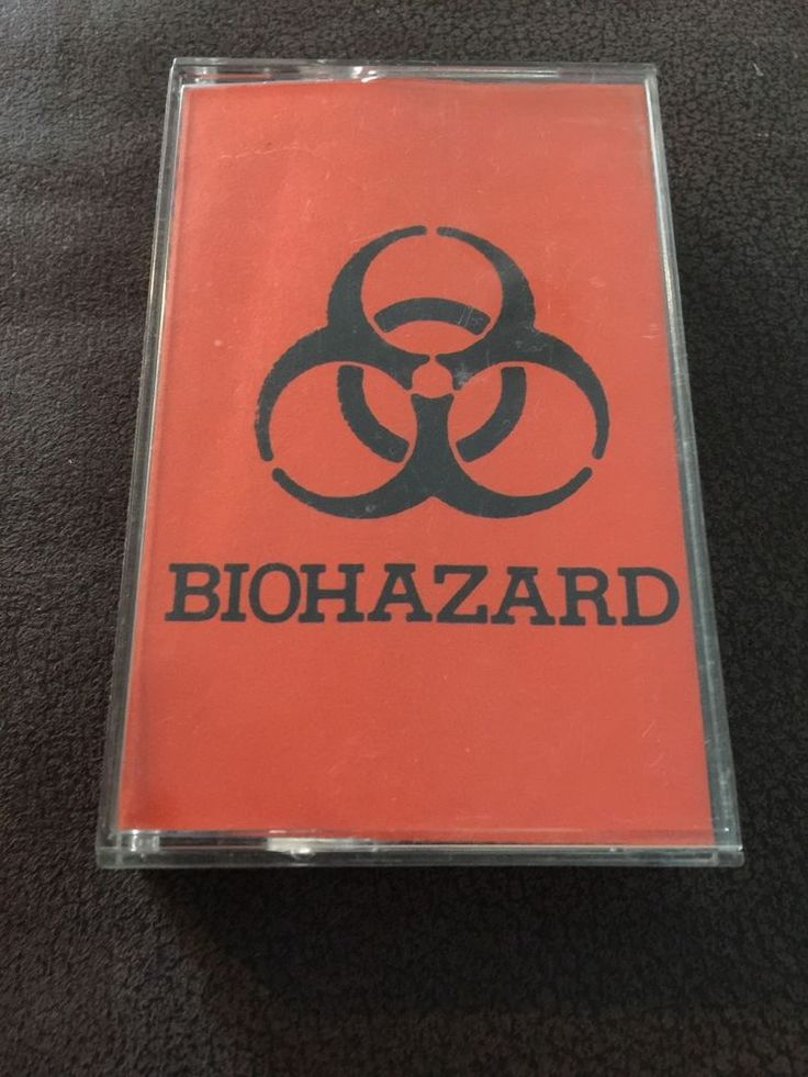 1988 Biohazard Demo Cassette Tape NYHC Hardcore Original Authentic Evan Seinfeld  | eBay