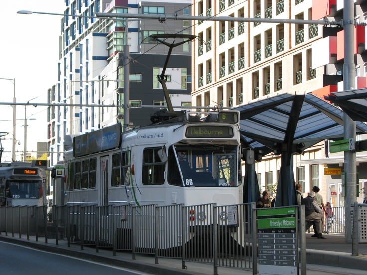 Melbourne Tram, VIC Australia