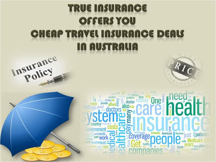 It is a fact that there are various insurance companies in Australia which provide you different types of travel insurance policies for your trip. Before purchasing insurance policy from any insurance provider company you should check out the cheap travel insurance deals from their online portals so you can grab the best deal for your trip.