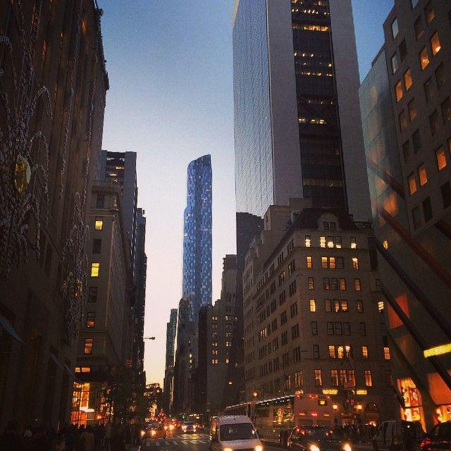 Naty Abascal @natyabascal New tower at 57 s...Instagram photo | Websta (Webstagram)