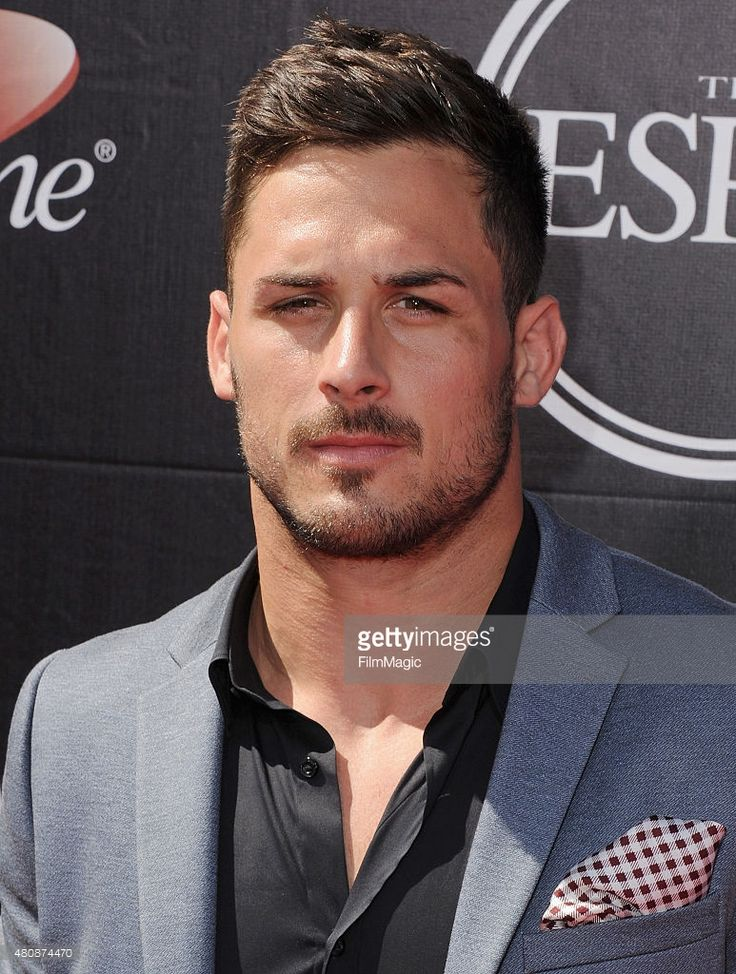 Danny Amendola arrives at The 2015 ESPYS at Microsoft Theater on July 15, 2015 in Los Angeles, California.