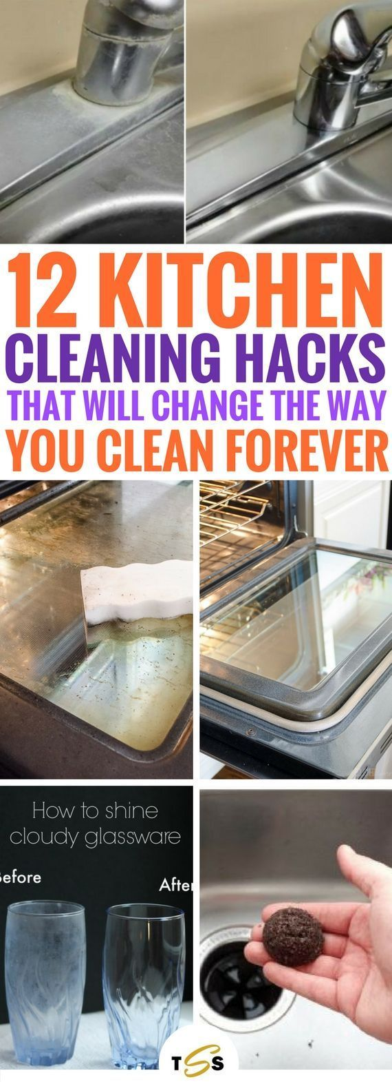 12 Kitchen Cleaning Hacks For A Clean Kitchen – Microwave Oven – Ideas of Microw…