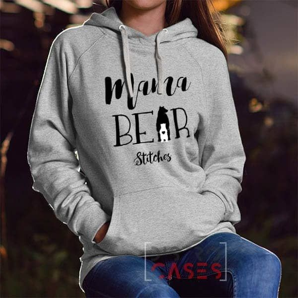 Mama Bear Mom Muscle Hoodies | distrocases.com - awesome phone cases    ORDER HERE => https://distrocases.com/shop/