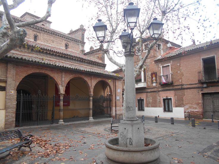 Iglesia de Santiago el Nuevo. Siglo XIV
