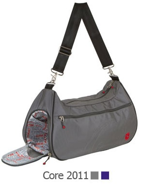 Cute And Durable Gym Bag Has Compartment For Shoes Or Sweaty Clothes