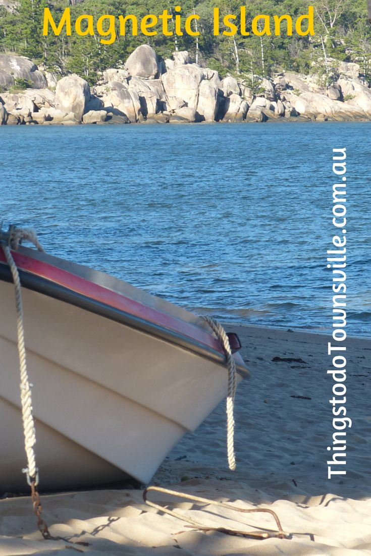 Beach & Boats on Magnetic Island Queensland Australia http://thingstodotownsville.com.au/magnetic-island-accommodation/