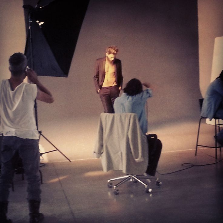 #More #sneak #peeks coming from the shooting with Andrea Marcaccini.