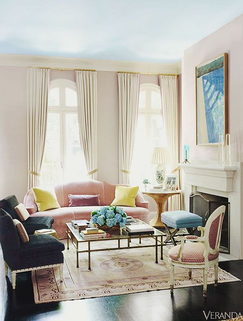{décor inspiration | a chic townhouse in chicago : by ruthie sommers} by {this is glamorous}, via Flickr