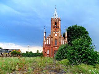 Opuszczone i nawiedzone: Opuszczony Kościół Mariawitów w Pogorzeli. Powiat ...