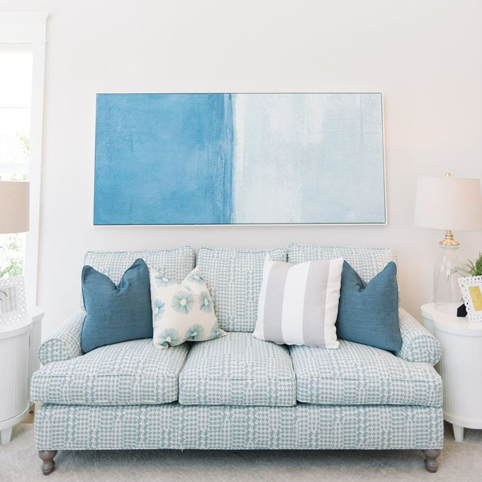 shades of blue | Four Chairs Furniture | Millhaven Homes