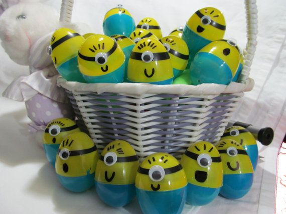 Best 25+ Minion Easter Eggs Ideas On Pinterest