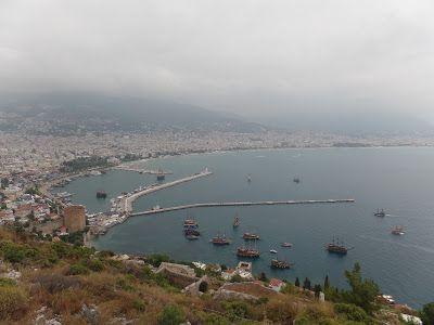 Turcja okiem nieobiektywnym: Alanya na weekend