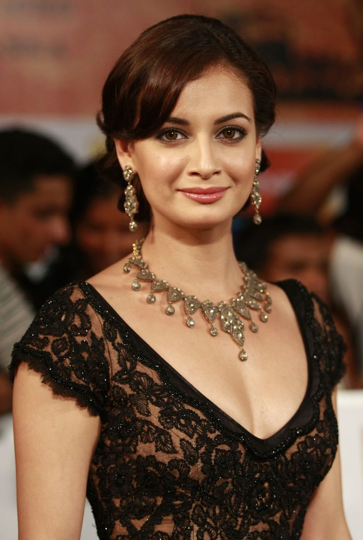 Just thought to share some facts I just read about Diya_Mirza!