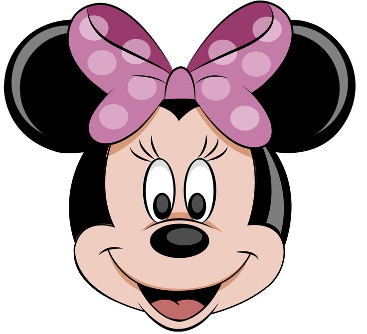 Pink Minnie Mouse Png | Clipart Panda - Free Clipart Images