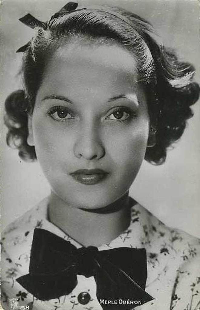 79 best Merle Oberon images on Pinterest | Merle oberon ...