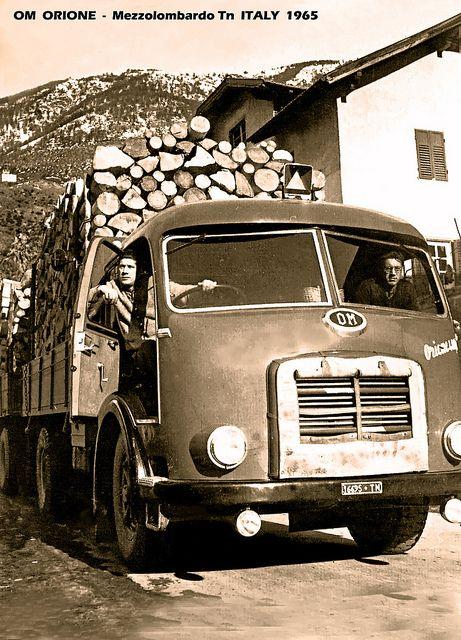 1965 - OM ORIONE, via Flickr.