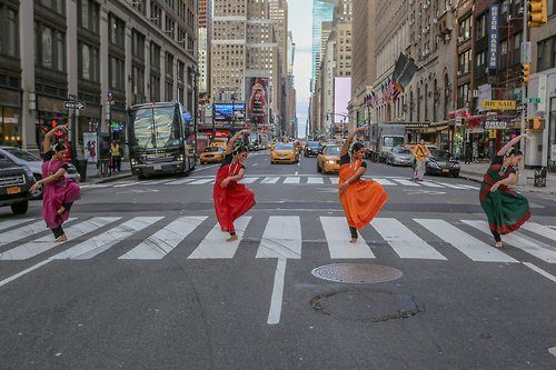 Navatman Dance Company in New York