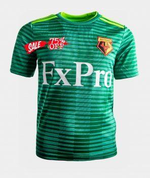e2f233b2bd0 2018-19 Cheap Jersey Watford Away Replica Soccer Shirt [CFC813 ...