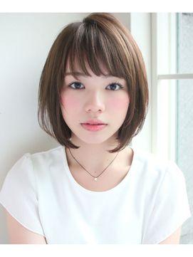 【GARDEN】宮崎えりな ノームコア小顔ミディアムボブ