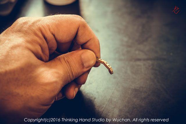 손가락 관절뼈대 #Armature #Stopmotion #김우찬 #금속관절뼈대 #Thinkinghand #Armaturist  #WuchanKim