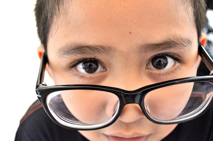 My 2nd Boy & My EyeGlass