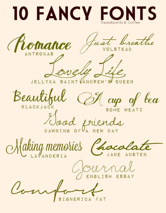 1000 images about font fancy on pinterest calligraphy Best calligraphy fonts free