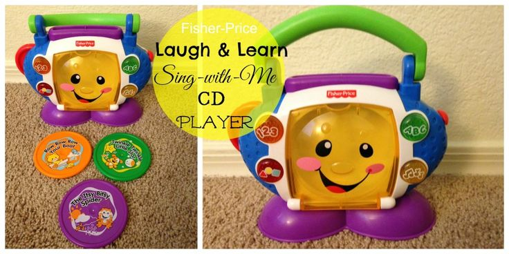 Fisher Price Sing with Me CD Player Baby Toy #FisherPrice #FisherPriceSingwithMeCDPlayerBabyToy #BabyToy