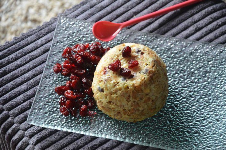 Bowlcake aux cranberries