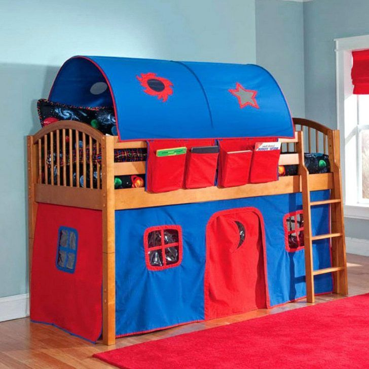 Bunk Bed Tents And Curtains Usa Junior Loft Beds Low Loft Beds Bunk Bed Tent