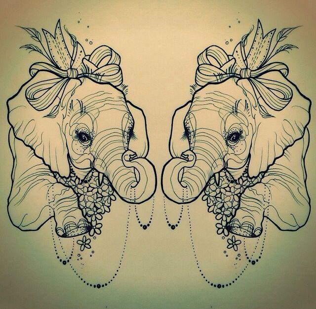 Circus Elephant Tattoo Google Search Tattoo Ideas