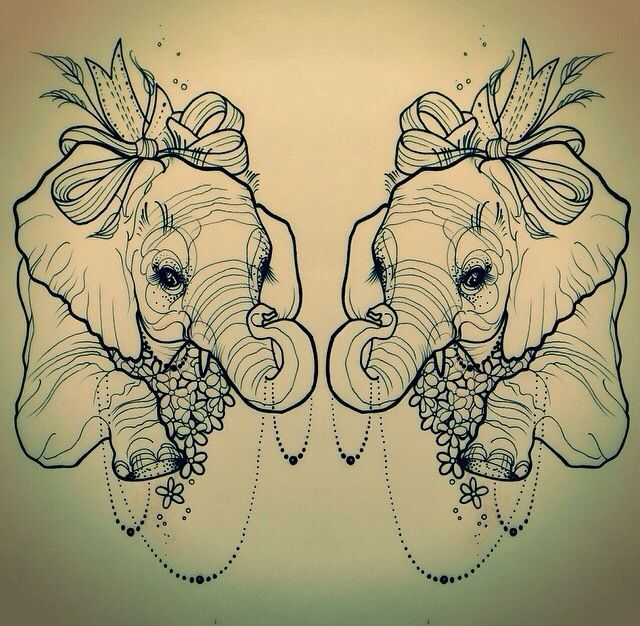 Circus Elephant Tattoo - Google Search