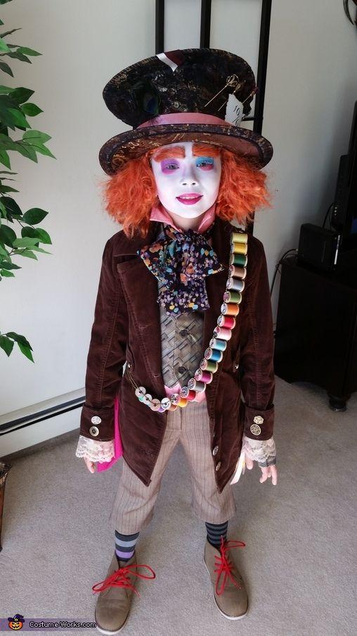 Mad Hatter - 2014 Halloween Costume Contest via @costume_works