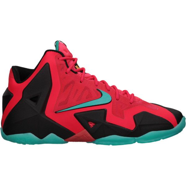 LeBron 11 ($140) ❤ liked on Polyvore featuring shoes, lebrons, sneakers and socks/shoes