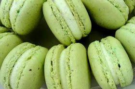 I prefer a Pistachio Buttercream rather than a ganache filling. The Extraordinary Art of Cake: Pistachio Macaron Recipe