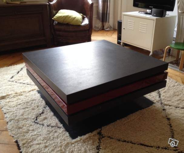 Vendre table basse strates ligne roset ameublement paris for sale - Ameublement paris ...